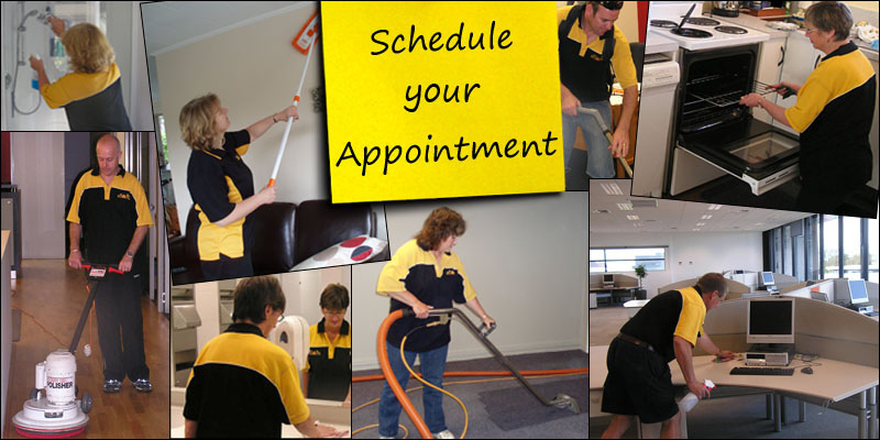 cleaning company wellington